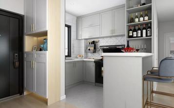 3-5万80平米欧式风格厨房效果图