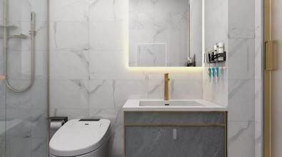 140平米四室一厅美式风格卫生间效果图