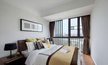 15-20万120平米三室两厅现代简约风格卧室设计图