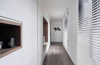 5-10万90平米三室一厅现代简约风格走廊装修图片大全