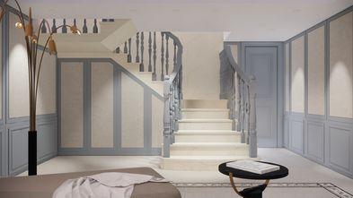 豪华型140平米四室三厅美式风格楼梯间欣赏图