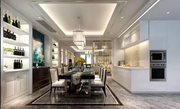 豪华型140平米美式风格餐厅装修效果图