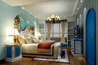 20万以上140平米四地中海风格卧室装修案例