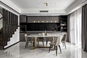 富裕型120平米四室两厅现代简约风格阁楼图