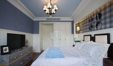 10-15万100平米三室一厅美式风格卧室欣赏图