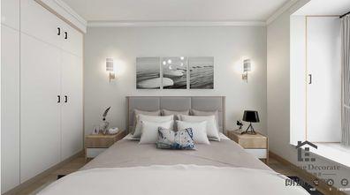 富裕型北欧风格卧室图