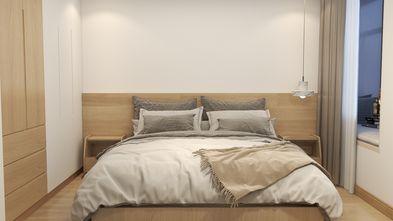 80平米三日式风格卧室图片