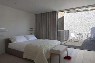 20万以上140平米复式现代简约风格卧室装修案例