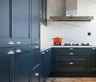 豪华型140平米复式美式风格厨房图片