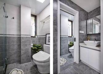 经济型70平米一室一厅现代简约风格卫生间装修图片大全