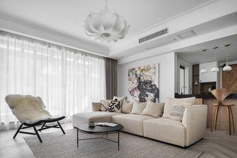 140平米四美式风格客厅图片大全