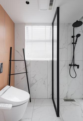 10-15万70平米公寓现代简约风格卫生间图片大全