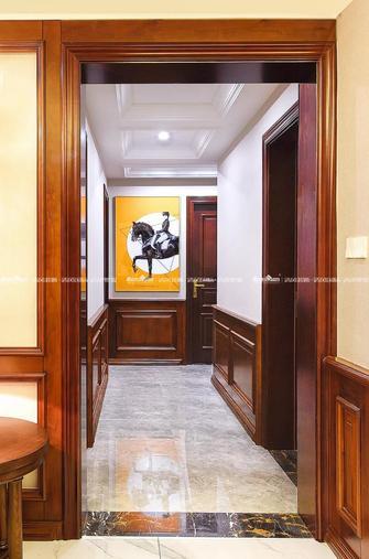 120平米三美式风格玄关装修案例
