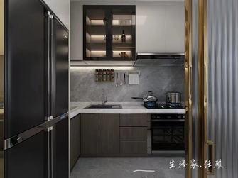 10-15万90平米法式风格厨房图