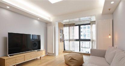 90平米日式风格客厅装修图片大全