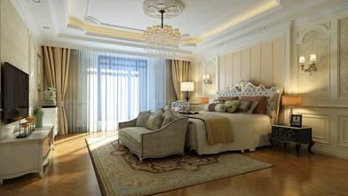 20万以上140平米别墅新古典风格青少年房设计图