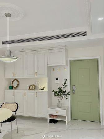 120平米三法式风格玄关装修案例