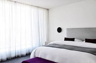 140平米港式风格卧室图片
