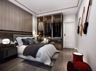 20万以上100平米三室两厅美式风格卧室装修案例