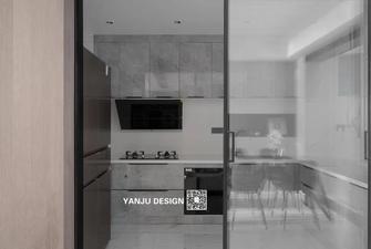 130平米四室两厅现代简约风格厨房效果图