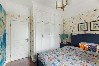 110平米四美式风格青少年房装修图片大全