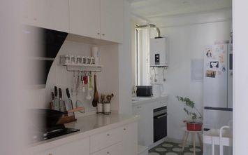 经济型100平米三室两厅法式风格厨房效果图