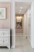 140平米四美式风格走廊装修效果图