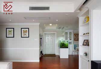 10-15万90平米三室一厅美式风格走廊效果图
