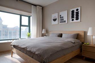经济型130平米三室两厅北欧风格卧室设计图