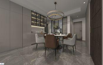 豪华型140平米复式新古典风格餐厅图片大全