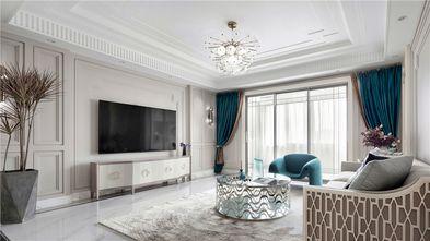 豪华型140平米三室两厅美式风格客厅欣赏图
