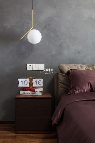 140平米三混搭风格卧室装修图片大全