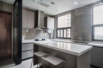 3-5万90平米三室两厅混搭风格厨房装修图片大全