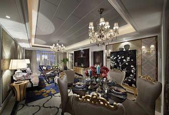 10-15万120平米三法式风格客厅图