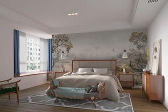 经济型80平米田园风格卧室装修图片大全