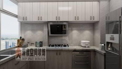 5-10万80平米三室两厅中式风格厨房设计图