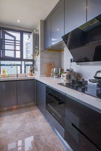 140平米三现代简约风格厨房装修效果图