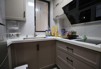 15-20万30平米小户型现代简约风格厨房图片