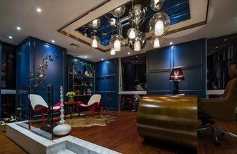 豪华型140平米四室五厅轻奢风格储藏室图片大全