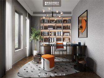 20万以上140平米别墅美式风格书房效果图
