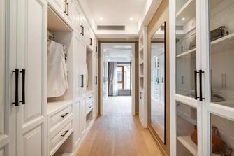 20万以上140平米别墅现代简约风格衣帽间图
