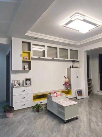 经济型80平米三室两厅北欧风格其他区域效果图