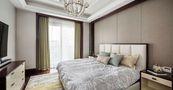 豪华型140平米别墅混搭风格卧室设计图