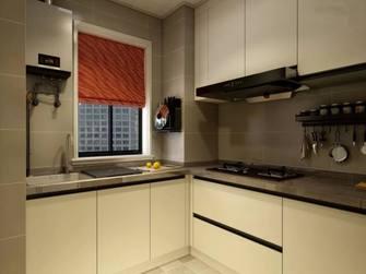 5-10万北欧风格厨房装修案例