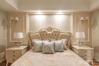 20万以上140平米三室两厅欧式风格卧室设计图