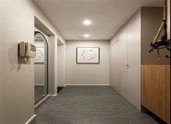 富裕型90平米现代简约风格玄关欣赏图