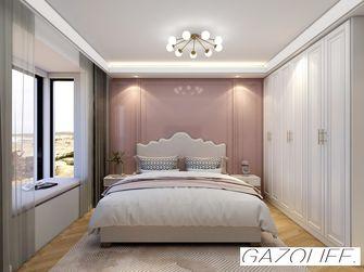 富裕型70平米美式风格卧室设计图