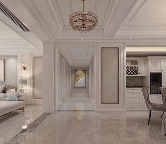 富裕型120平米三室两厅欧式风格走廊效果图