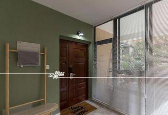 10-15万110平米三室两厅日式风格玄关效果图