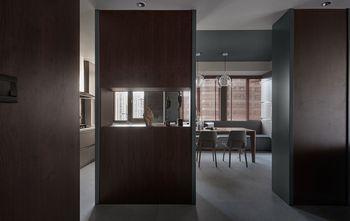20万以上140平米三室两厅港式风格玄关设计图